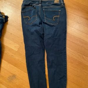 American Eagle Mid-rise Skinny Jeans